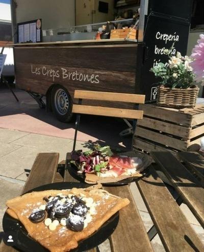 Creperia Les Creps Bretones  Foodtruck