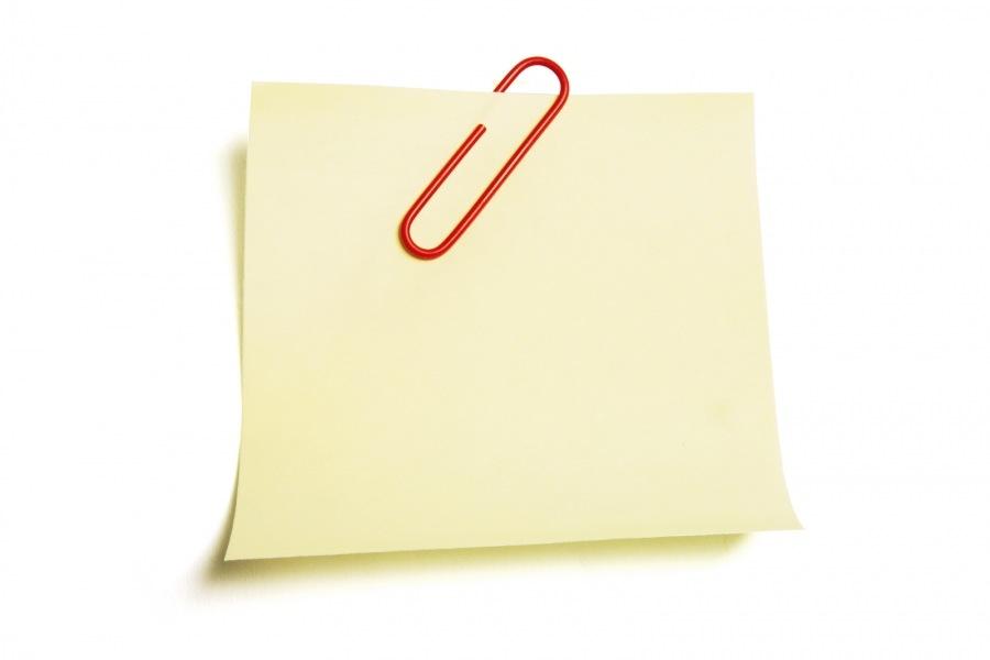 ¡Escríbete los objetivos!