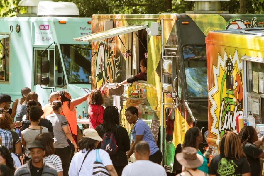 ¿cómo hacer un plan de marketing para un food truck?