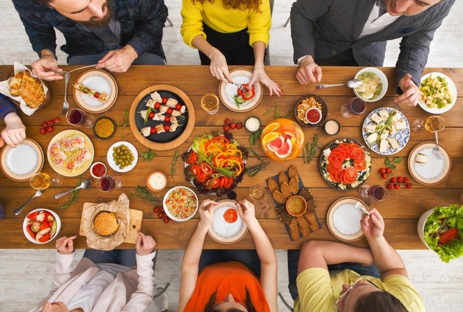 La diferencia entre foodie y gourmet