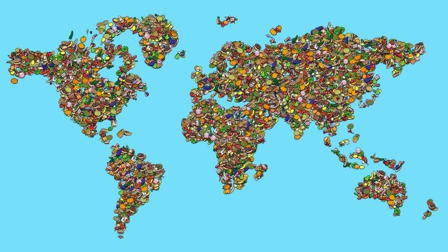 La globalización de los hábitos alimenticios