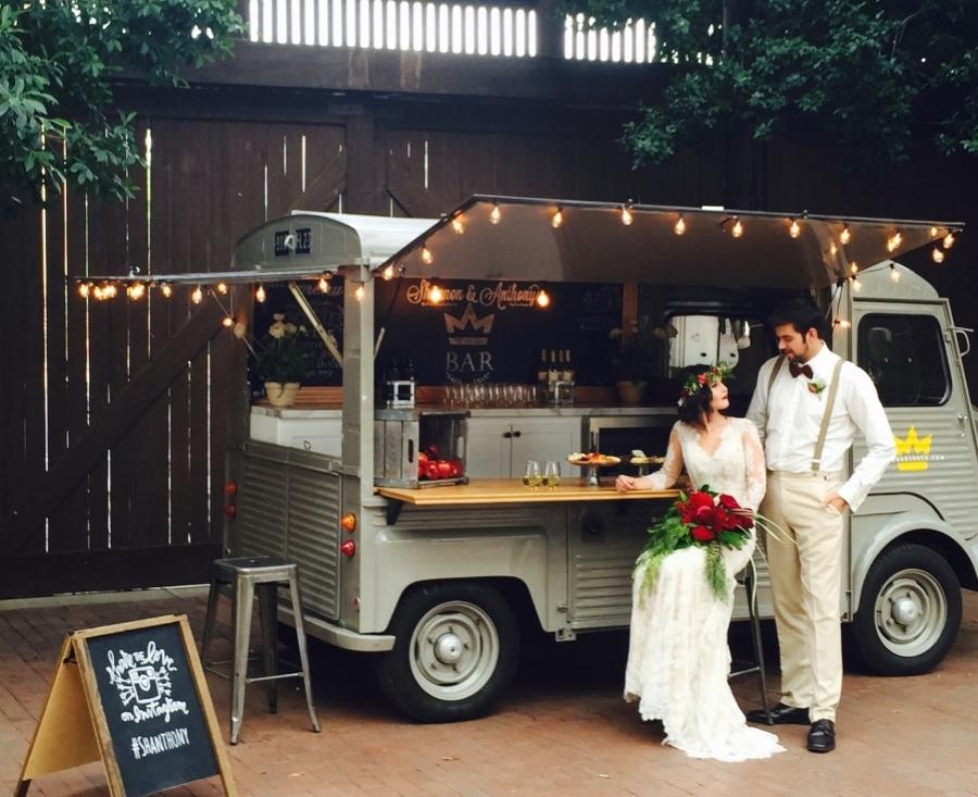 Foodtruck en mi boda
